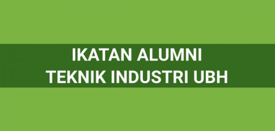 Trio Mona Purnama Terpilih Jadi Ketua Ikatan Alumni Teknik Industri UBH periode 2015/2019