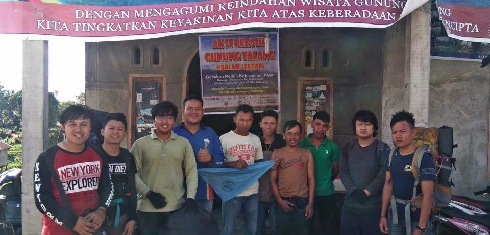 Mahasiswa Teknik Industri Universitas Bung Hatta Lakukan Ekspedisi ke Gunung Talang