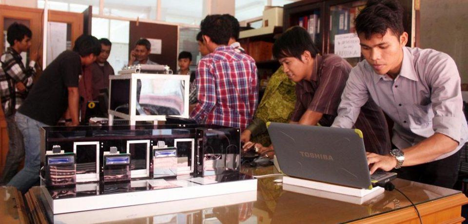 Mahasiswa UBH Rancang Kartu Cerdas Untuk Pasien di Rumah Sakit