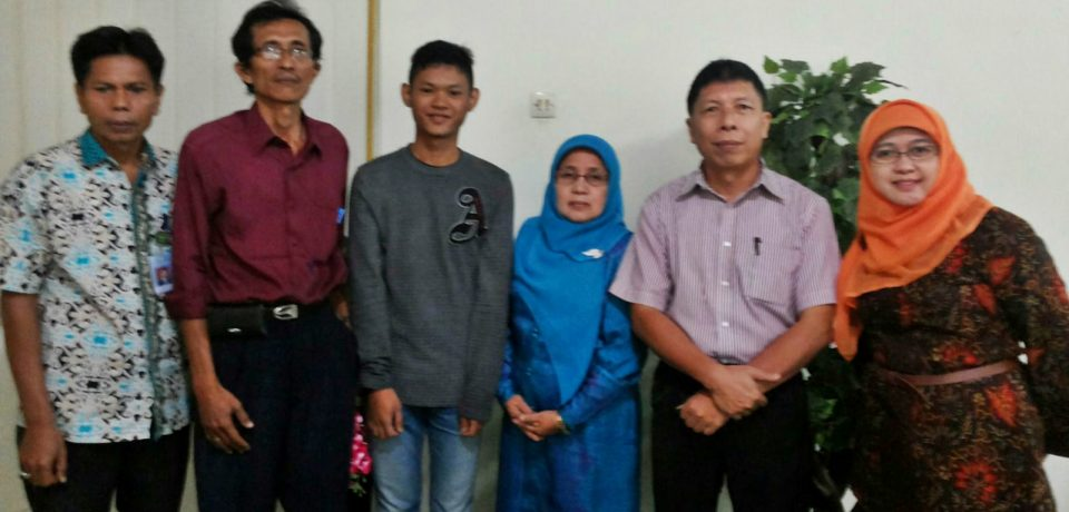 Maulana Yusup Rosadi, Mahasiswa Teknik Kimia Ikut Student Exchange ke Gifu University Jepang