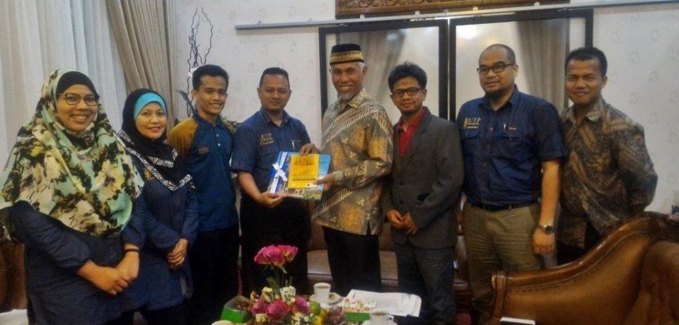 FTI Universitas Bung Hatta dan UTP Malaysia Dapat Besinergi