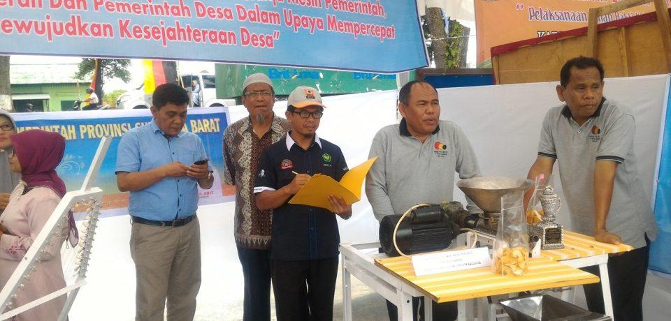 Pusyantek Universitas Bung Hatta Siap Support TTG Sumatra Barat