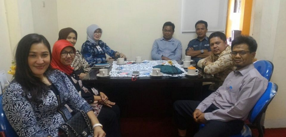 FTI Universitas Bung Hatta Jajakai Kerja Sama dengan Kementerian Desa RI