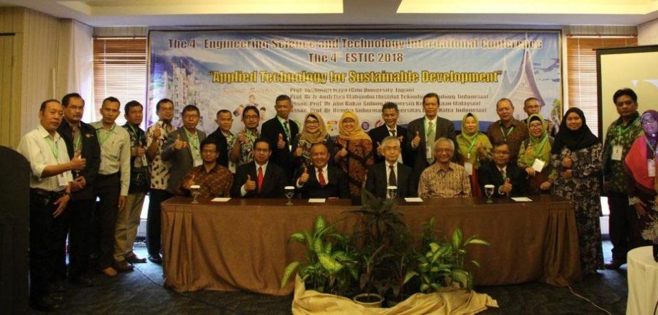 FTI Universitas Bung Hatta Selenggarakan ESTIC