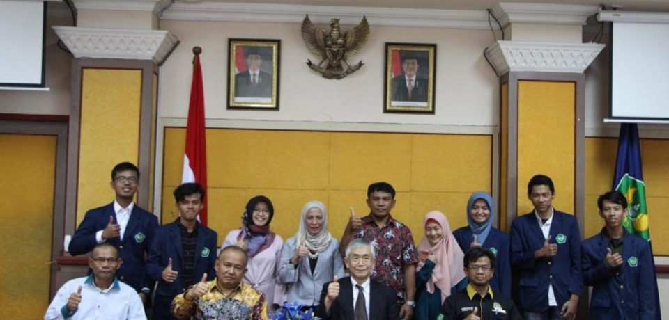 Pelepasan Mahasiswa Student Exchange dan Beasiswa Advance Global Program (AGP)
