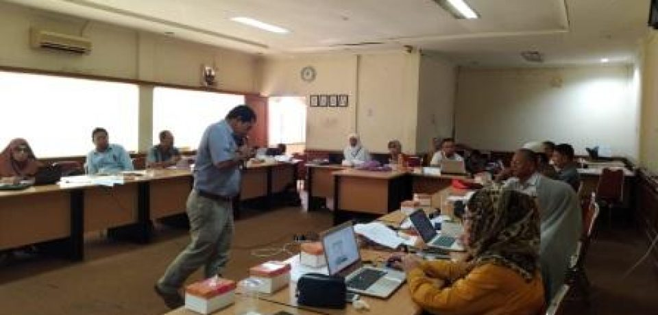 FTI UBH Selenggarakan Workshop Outcome Base Education (OBE) Constructive Alignment