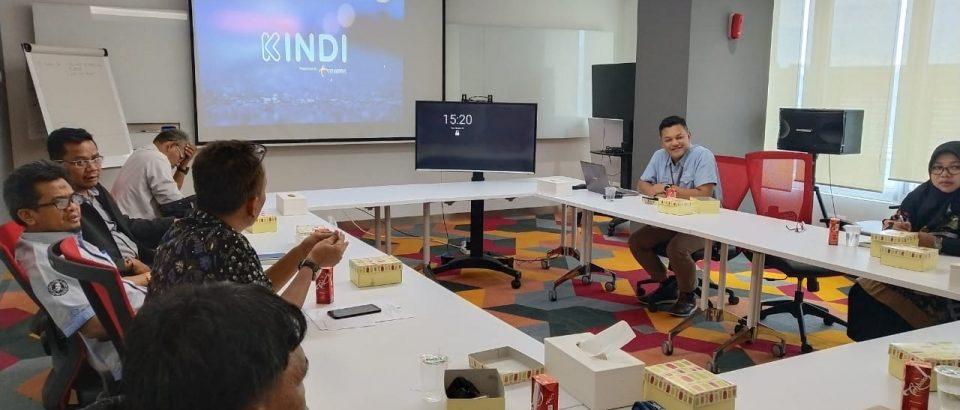 FTI UBH Gandeng PT Telkomsel untuk Bertransformasi Menjadi Kampus Digital
