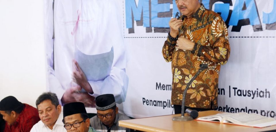 FTI UBH Hadirkan Duta Besar Indonesia untuk Qatar dalam Memotivasi Mahasiswa