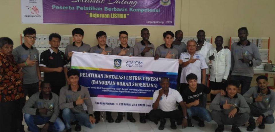 Dekan FTI UBH Terpilih sebagai Assesor dalam Uji Kompetensi bagi Binaan IOM Di Tanjung Pinang