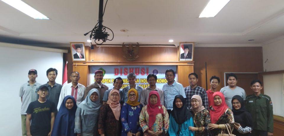 FTI UBH Siap Kembangkan Industri Komoditi Sumatera Barat