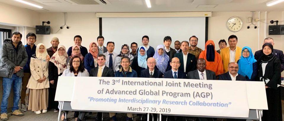 Inna Kholidasari, ST., MT., Ph.D (Dosen Teknik Industri Universitas Bung Hatta) mengikuti The 3rd International Joint Meeting of Advanced Global Program (AGP) di Gifu Univerity, Gifu, Jepang
