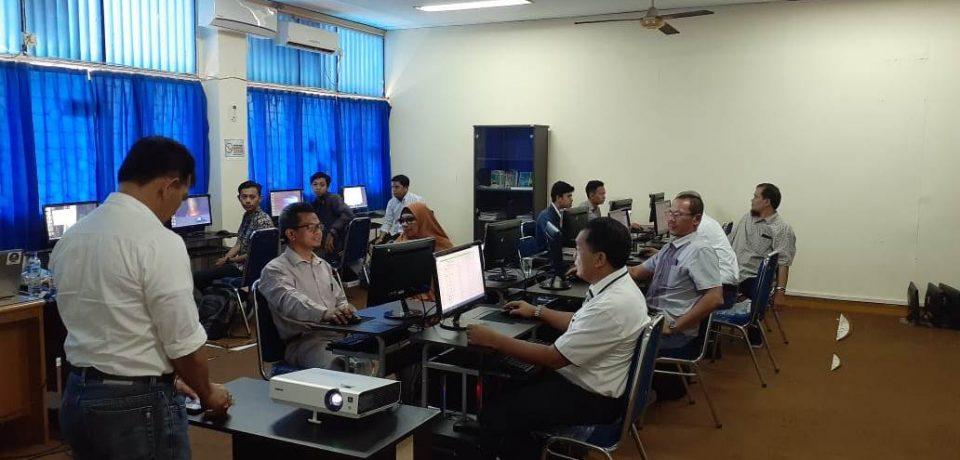FTI UBH Bekali Lulusan dengan Sofware Solid Work Bersertifikat Internasional