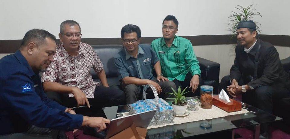 Produk Teknologi FTI Universitas Bung Hatta Siap Diterapkan di Kota Payakumbuh