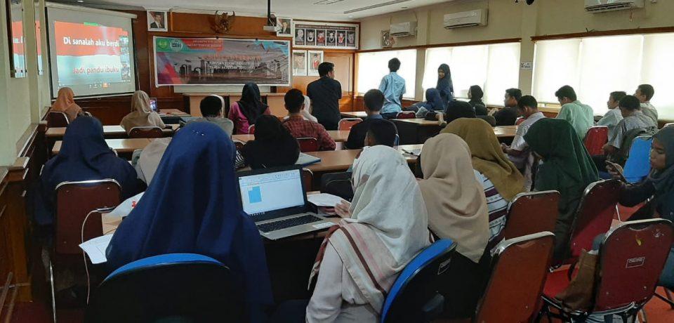 Mahasiswa TRKJ FTI Univ. Bung Hatta Ikuti Seminar Nasional Online