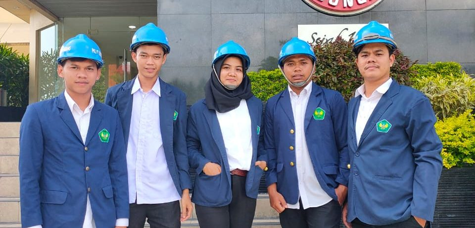 PT Semen Padang Terima 5 Orang Lagi Mahasiswa FTI UBH dalam Program Magang Mahasiswa Bersertifikat (PMMB)