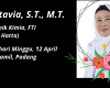 Kabar Duka: Dr. Silvi Octavia, S.T., M.T., Tutup Usia