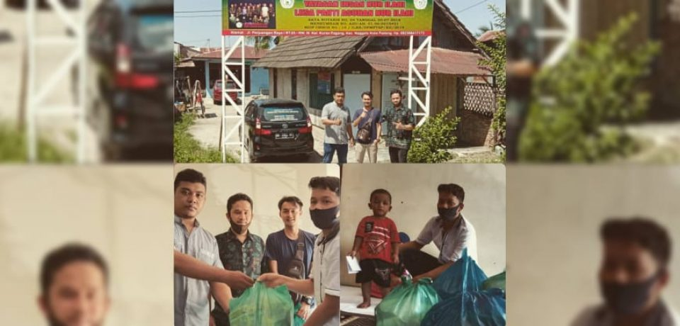 FTI Berbagi Bersama Ikatan Alumni Teknik Mesin (IATM) FTI Univ. Bung Hatta