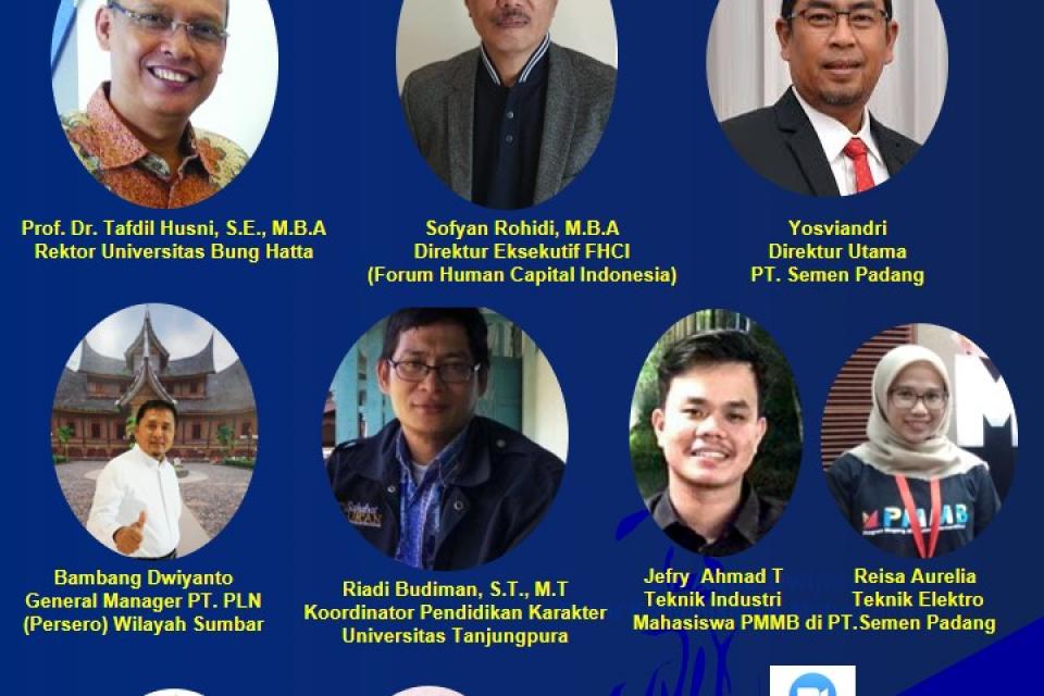 Pendaftaran Webinar FTI: Sukses Kuliah Melalui Program Magang Mahasiswa Bersertifikat (PMMB)