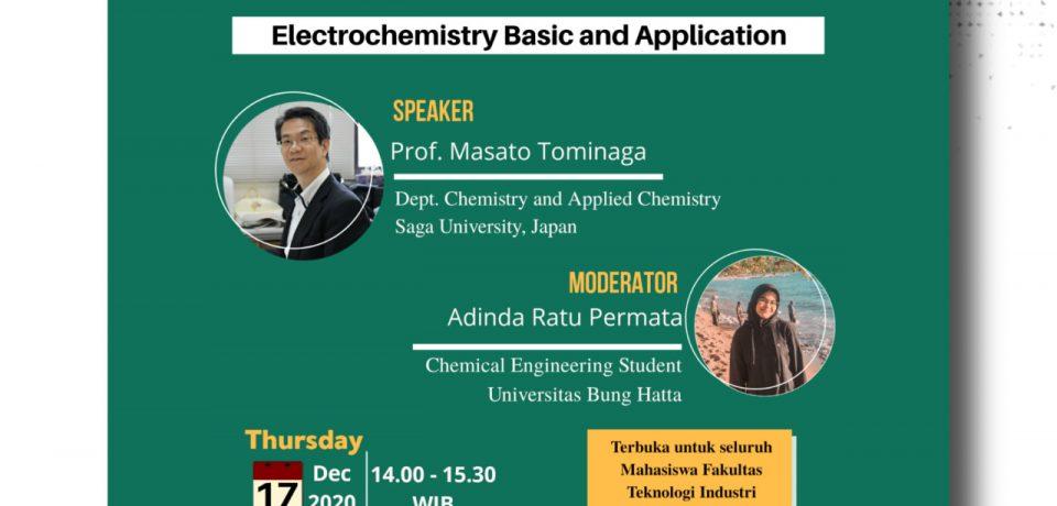Teknik Kimia Adakan International Lecturer