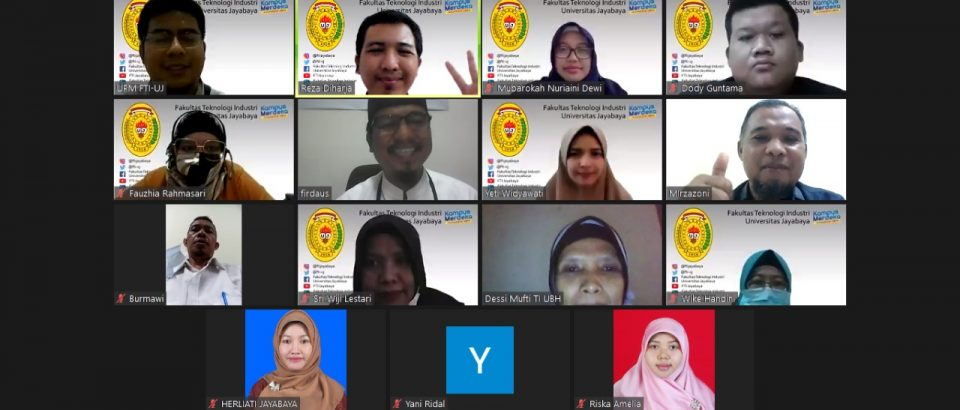 FTI-UBH Laksanakan Program Pertukaran Mahasiswa Dengan Dua Kampus Nasional