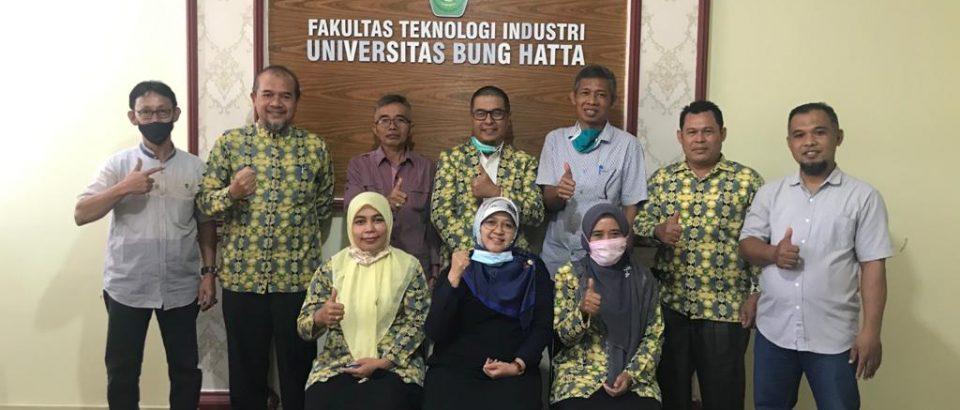 FTI Terima Kunjungan Dari Universitas Lancang Kuning