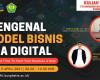 FTI Hadirkan Praktisi Nasional Dalam Kuliah Tamu Bertajuk Mengenal Model Bisnis Era Digital