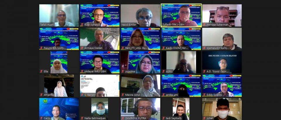 FTI Universitas Bung Hatta Launching Program Studi Teknologi Rekayasa Energi Terbarukan